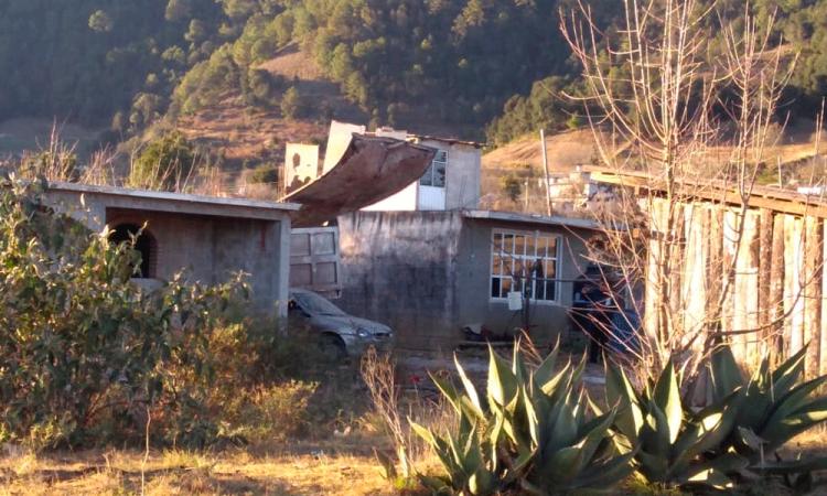 Mueren dos presuntos huachicoleros por explosión en Zacapoaxtla