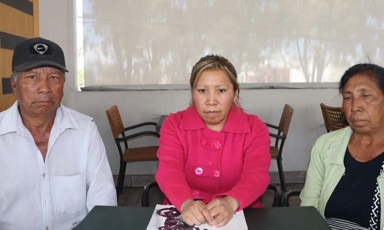 Defienden inocencia de acusada de robo en La Vista