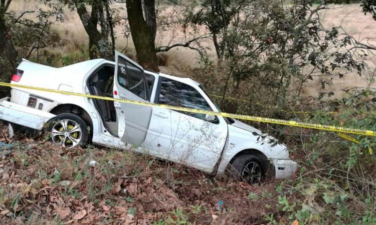 Exfutbolista pierde la vida en accidente de Huauchinango
