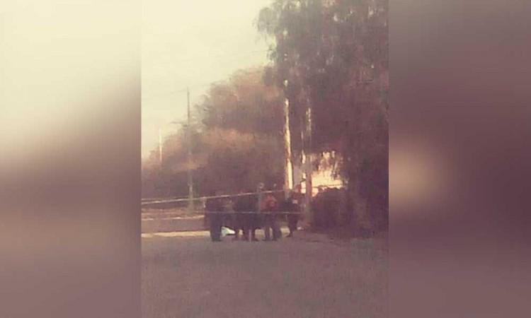 Asesinan a mujer en Tlacoyalco