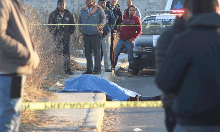 Amanece Puebla con doble homicidio: una mujer y un hombre