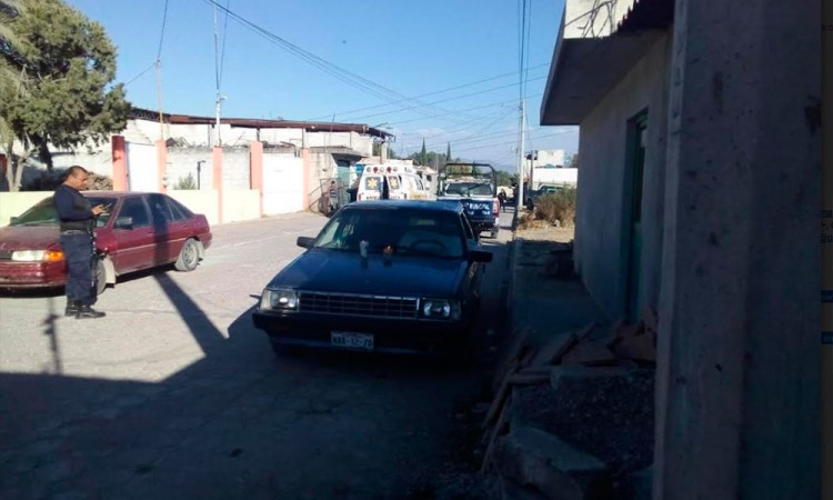 Ejecutan a El Chescos en Acatzingo