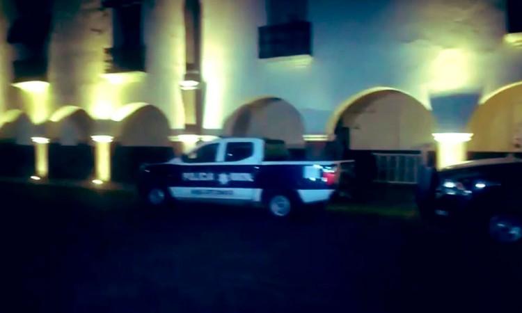 Detienen a 3 por disparar a personal del Cereso en Huejotzingo