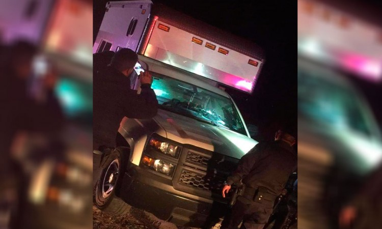 En asalto, disparana comerciante en la Puebla-Tehuacán