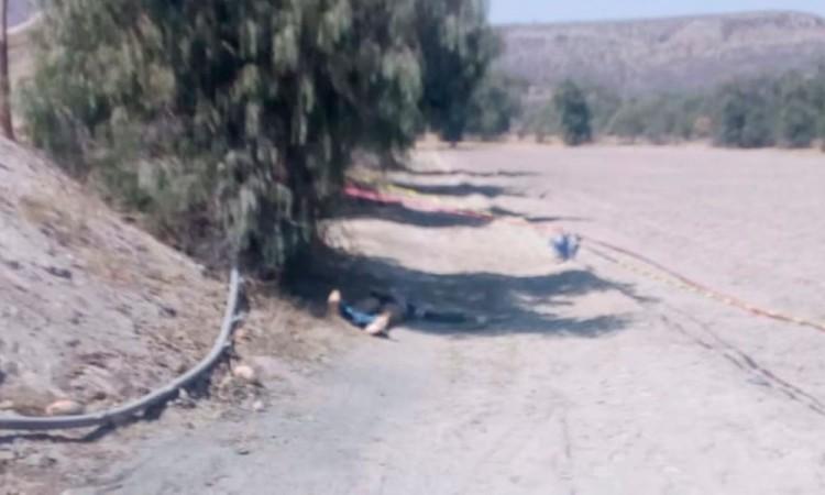 Hallan cadáver con huellas de tortura en Tecamachalco