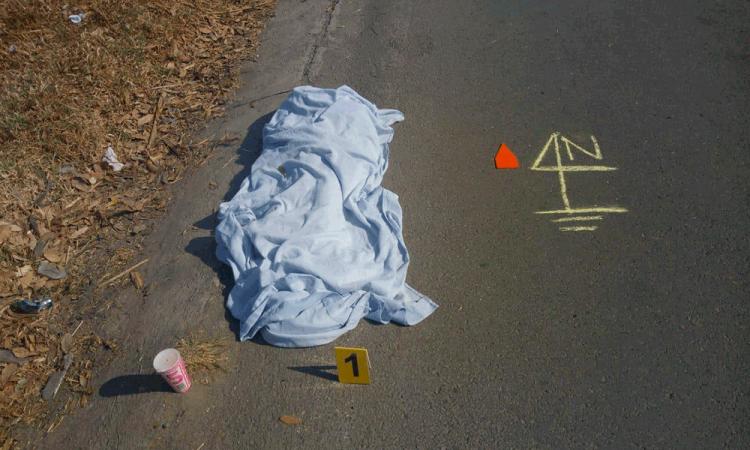 En camino a la escuela, niño muere atropellado por ruta 68
