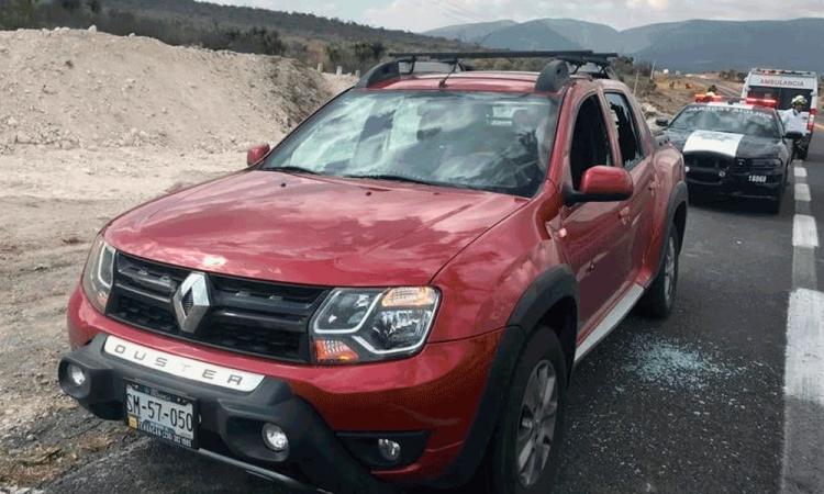 Matan a dos hombres en la Cuacnopalan-Oaxaca