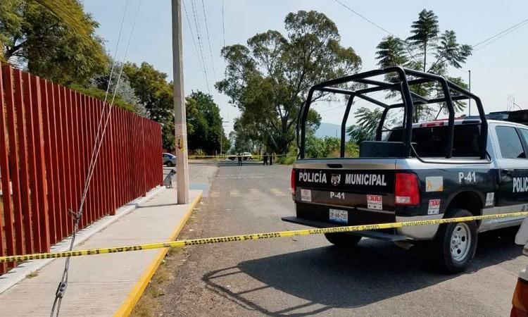 Matan a hombre con una escopeta en Atzitzihuacan
