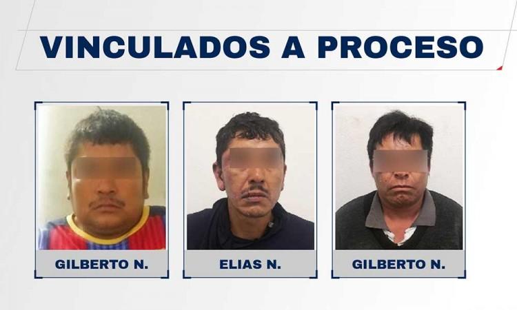 Vinculados a proceso presuntos narcomenudistas de Ajalpan