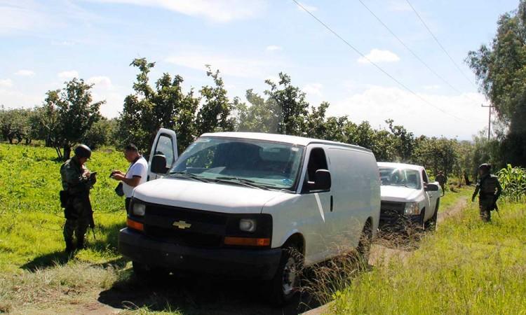Encuentran a otro ejecutado en Huejotzingo
