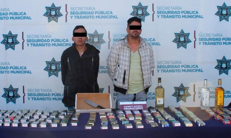 Detienen a 3 integrantes de la banda Los Mafufos por robos a tiendas OXXO