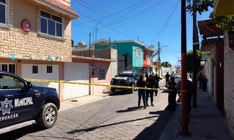Sujeto mata a su pareja sentimental en Tehuacán