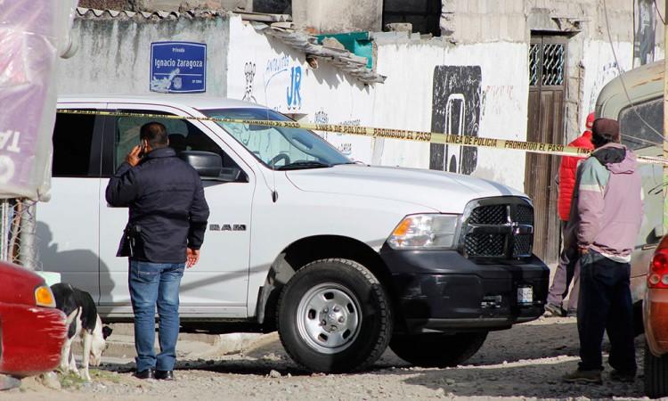 Matan a madre en Xochimehuacán; su ex, principal sospechoso