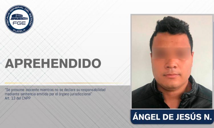Mandan a prisión a Ángel N por desaparición de Ariana Corona