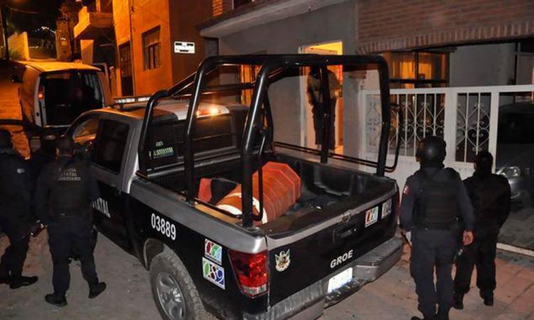 Saquean casa de ex alcalde en San Andrés Cholula