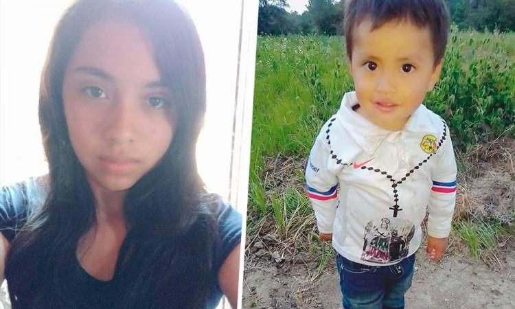 ¡Alerta! Desaparece joven madre y su bebé en Xaltipan