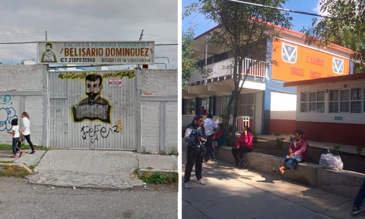 Saquean escuelas en la Rivera Anaya y Bosques San Sebastián