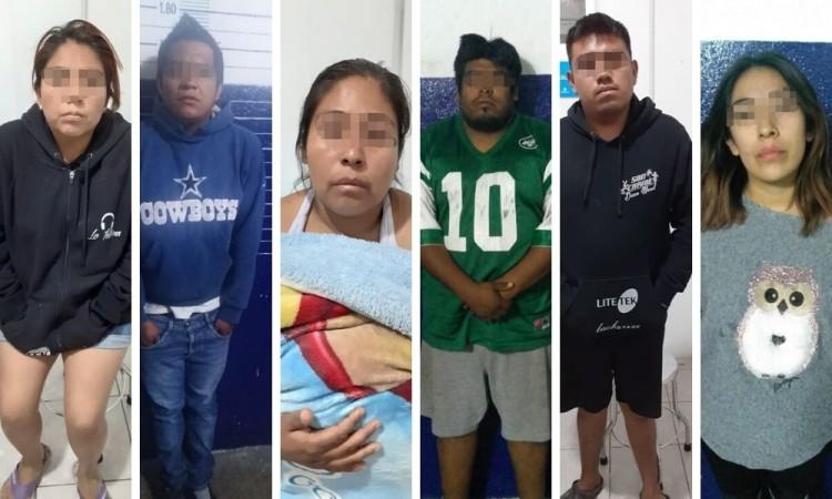 Vecinos intentan linchar a familia; lo acusan de asaltantes