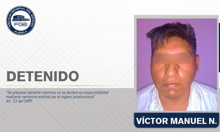 Detienen al presunto feminicida de Abigail, muerta enXonacatepec