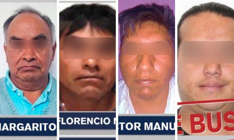 En un solo día, Fiscalía reporta detención de 6 presuntos feminicidas
