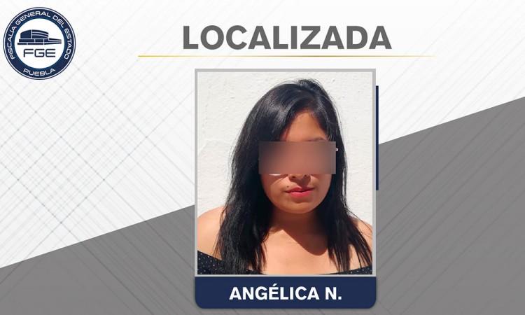 Fiscalía de Puebla ubicó ilesa a mujer reportada como desaparecida.