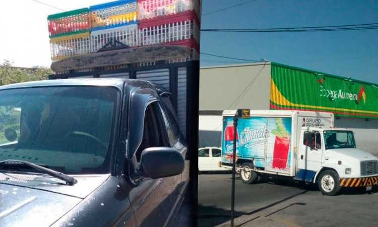 Frustran el robo de 2 camionetas en carreteras de Tecamachalco