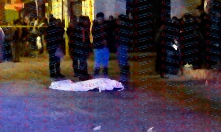 Asesinan a taxista en Guadalupe Hidalgo