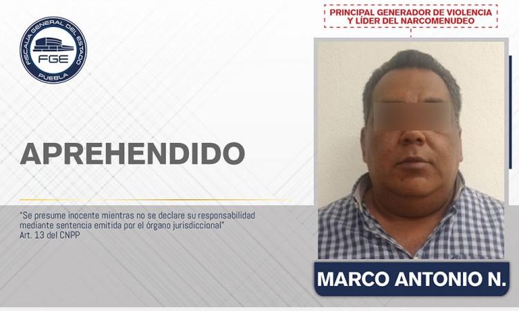 Cumplen con orden de aprehensión contra Antonio por secuestro y extorsión