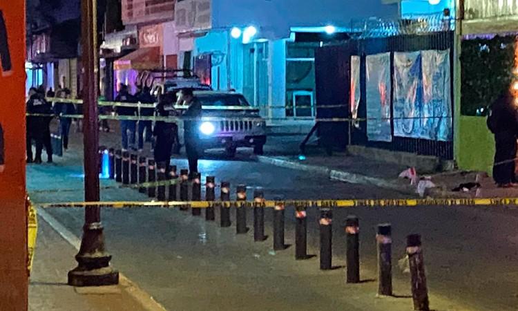 Balacera en bar de Cholula deja 3 heridos
