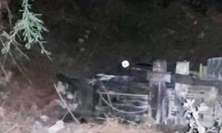 Montacargas mata a niña de 14 años en Coayuca