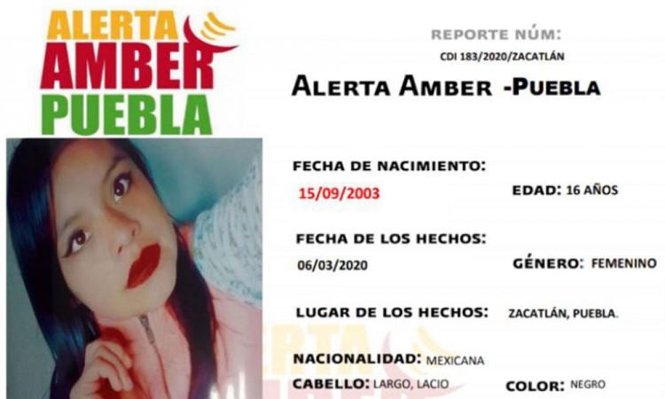 ¡Ayúdanos a encontrarla! Reportan como desaparecida a Dulce María