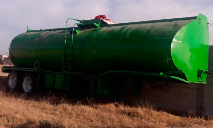 Decomisan pipa de gas usada para robar en predio de Amozoc
