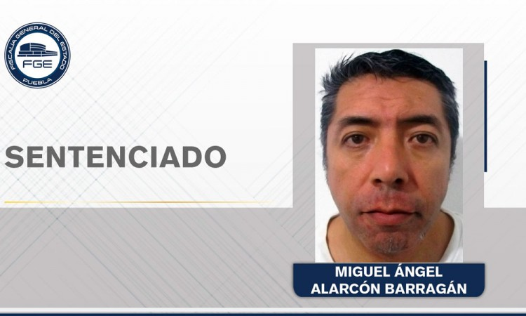 Sentencian a sujeto por agredir sexualmente de su hija en Teziutlán