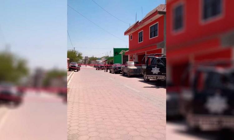 Desatan balacera contra vivienda y auto en Tlacotepec