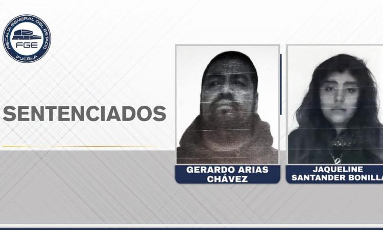 Envían a prisión a pareja por homicidios en Atenco