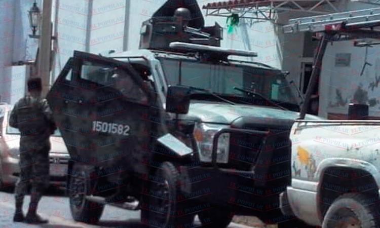 Bandas rivales se enfrentan en la Puebla-Tehuacán