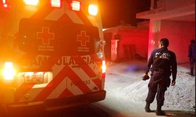 Pierde la vida de un machetazo en Huejotzingo