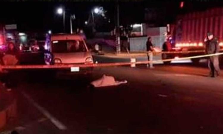 Mueren 2 motociclistas en accidentes viales en Xicotepec
