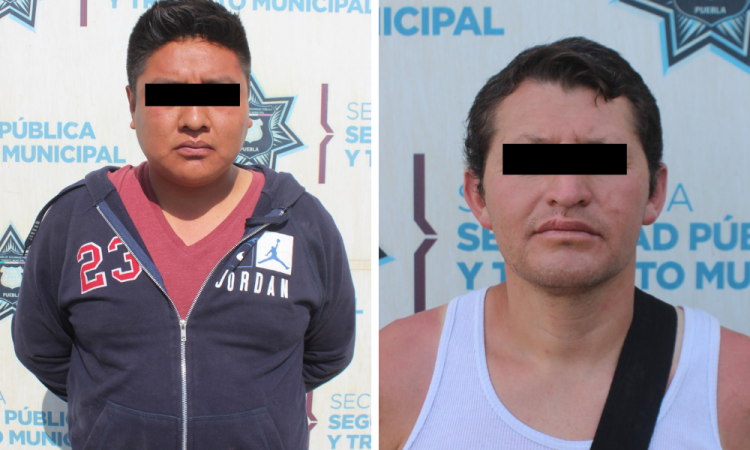 Detienen a tres por presunto robo a transporte público