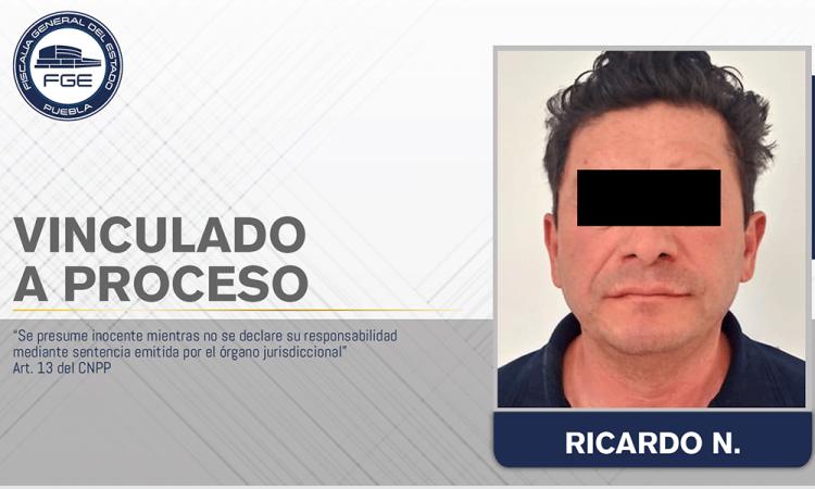 Vinculan a proceso a sujeto por violación y violencia familiar en Zacatlán