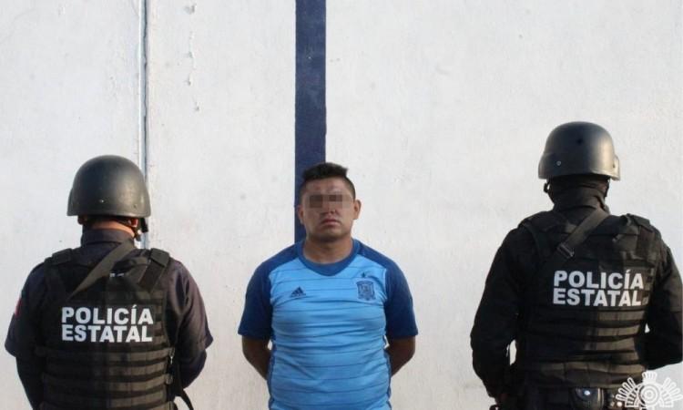 El Chuky, integrante de la célula criminal de El Diablo, fue detenido