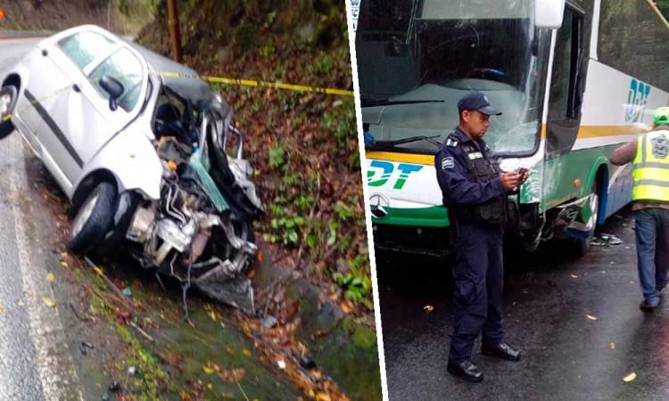 Muere doctora en accidente vial rumbo a Xicotepec