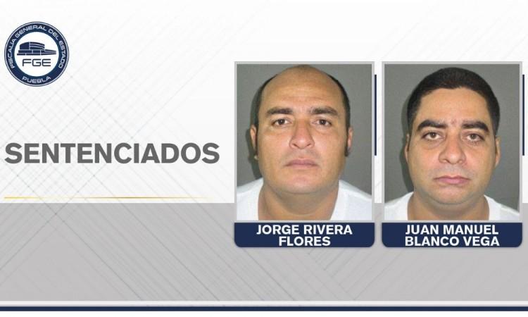 FGE envía a prisión a dos hombres por homicidio