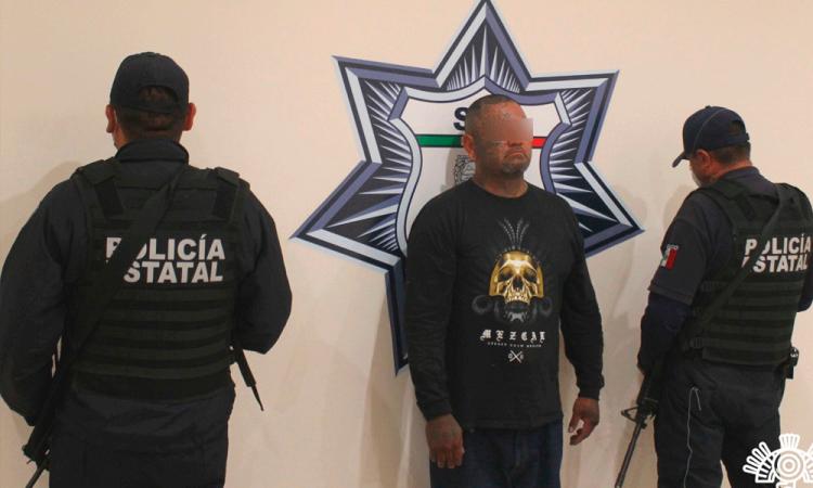 Capturan a El Brux por narcomenudeo y presuntos homicidios