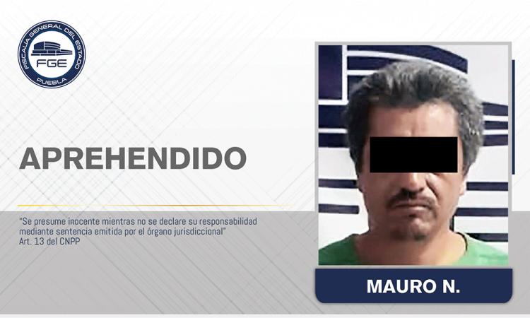 Detienen a sujeto por presunta violación y homicidio de su sobrino