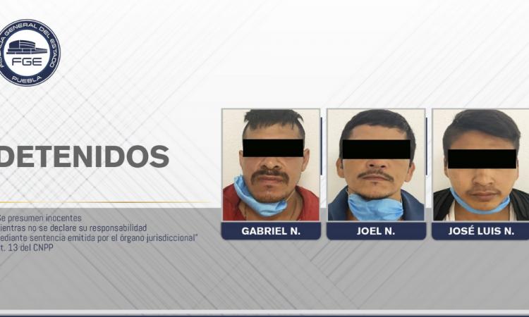 Rescatan a hombre  secuestrado en Teziutlán