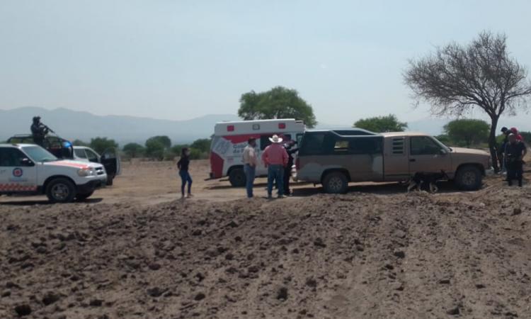Agreden a campesinos a balazos en Tecamachalco