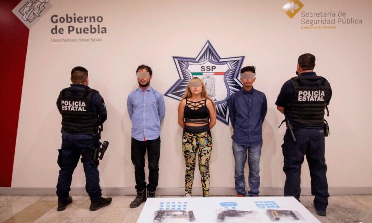 Detiene SSP a menor de edad por asalto a mujer en el Centro Histórico