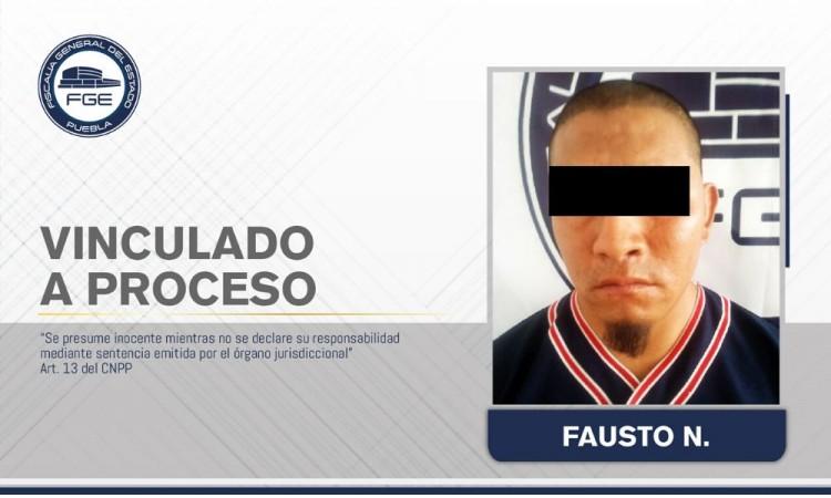 Vinculan a proceso a presunto homicida de San Pedro
