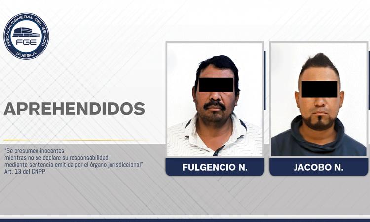 Detienen a dos sujetos por lesionar a ciudadanos en Zacachimalpa